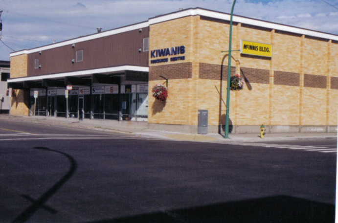 THE KIWANIS RESOURCE BUILDING